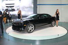 carro novo: Chevrolet Camaro 2014