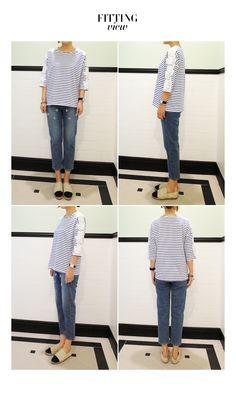 パール&ビジューバギージーンズ・全1色パンツ・ジーンズ 大人のレディースファッション通販 HIHOLLIハイホリ [トレンドをプラスした素敵な大人スタイル]