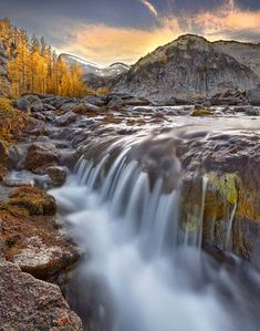 Beautiful waterfalls are found all over the world, often in wildly remote locations and areas of stunning natural beauty, so are appealing subject matter for Amazing Photography, Landscape Photography, Nature Photography, Waterfalls Photography, Beautiful Waterfalls, Beautiful Landscapes, Places Around The World, Around The Worlds, Beautiful World