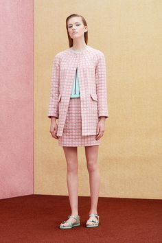 Alexander Lewis | Resort 2015 Collection | Style.com NYC