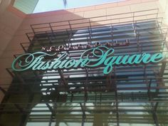 Scottsdale Fashion Square in Scottsdale, AZ