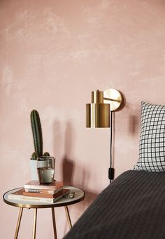 Kinkiety - ścienne, industrialne, gypsy - North&South Home Green Wall Color, Wall Colors, Home Lighting, Home Interior Design, Room Inspiration, Home Furniture, Home Accessories, Room Decor, House