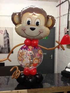Valentines balloons from Party people