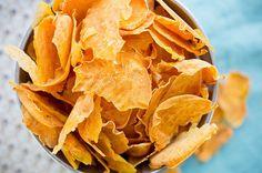 Recipe:+Skinny+Baked+Sweet+Potato+Chips