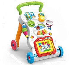 LifeTandy SittoStand Learning Walker With Music Tablet and The Phone *** For more information, visit image link.Note:It is affiliate link to Amazon.
