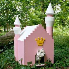 Ideias & Soluções por Jesana Costa: Casas de cachorro