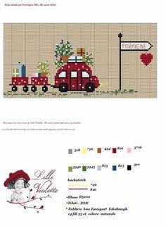Cross stitch 1 1 More<br> Cross Stitch Christmas Ornaments, Xmas Cross Stitch, Cross Stitch Needles, Cross Stitch Baby, Christmas Embroidery, Christmas Cross, Cross Stitch Charts, Cross Stitch Designs, Cross Stitching