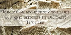 Brome Fields – Quick & Easy Knitting Patterns