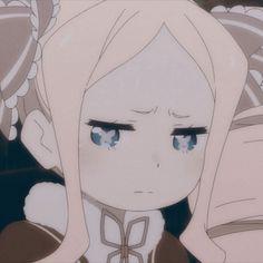 anime   re zero   beatrice re zero   icons   anime icons   re zero icons   re zero season 2 part 2 icons   beatrice re zero icons Beatrice Re Zero, Another World, Kara, Season 2, Icons, Anime, Symbols, Cartoon Movies, Anime Music