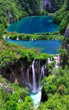 Plitvice Lakes - National Park, Croatia