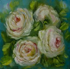 """Daily+Paintworks+-+""""All+In+A+Family""""+-+Original+Fine+Art+for+Sale+-+©+Bobbie+Koelsch"""