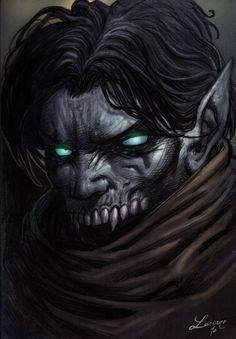 Digital Art by Luciano Fleitas, #Character, #Games, #Goro, #Illustration, #Mortal-Kombat, #Movies & #TV, #Spiderman, #SubZero, #Superhero, #Venom, #Wolverine, #X-Men