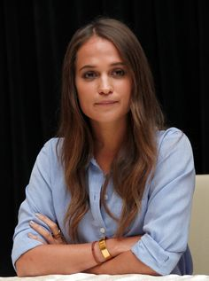 Alicia Vikander - 'The Danish Girl' Portaits