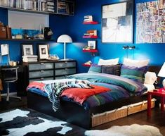Image result for ikea teen bedroom Decoracin Pinterest Best