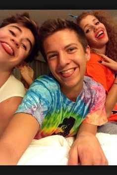 Nash Grier, Dillon Rupp, and Mahogany Lox