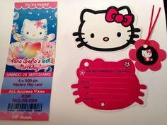 Kitty invitation