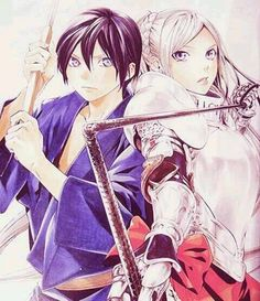 yato bishamon cerca - photo #1