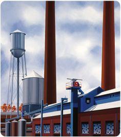 Edmund Lewandowski | Rock Hill Textile Plant