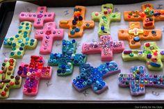 dough crosses
