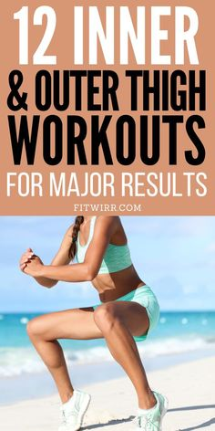 Home Exercise Routines, Workout Routines, Fitness Workouts, Workout Videos, Inner Thigh Lifts, Inner Thigh Muscle, Plie Squats, Thigh Workouts, Men's Fashion Styles