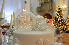 a winter cake!