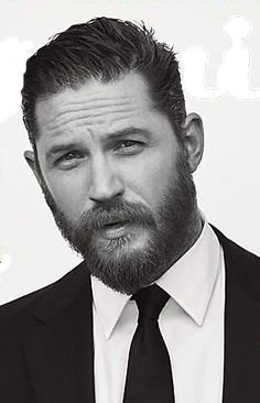 THAS-Tom Hardy Argentina Station • Esquire UK (2015) | May issue. Photos by Greg...