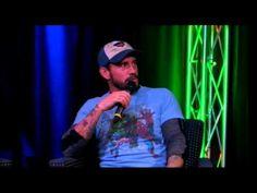 Part 1: Exclusive interview w/ WWE Champ CM Punk!