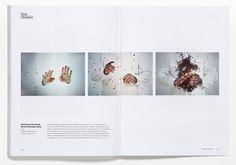 Artists of Invention exhibition catalog Graphic Design Layouts, Layout Design, Design Art, Print Design, Catalogue Layout, Book Design Inspiration, Catalog Design, Design Museum, Editorial Design