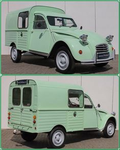 2cv French Classic, Classic Cars, Citroen Hy, Old Jeep, Mini Trucks, All Cars, Cars And Motorcycles, Recreational Vehicles, Vintage Cars
