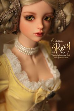 Ball jointed Doll Total Shop