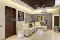 Wooden batten ceiling #maheshpunjabiassociates #interiorupdates #interiortrends #interiordesign #mumbai #interior