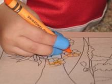 Speelgoed Schrijfgreep/ Writing Claw medium p/s Schrijfmotoriek