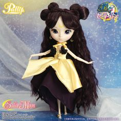 AmiAmi [Character & Hobby Shop] | Pullip / Luna - The Moon Princess's Lover Ver.(Pre-order)