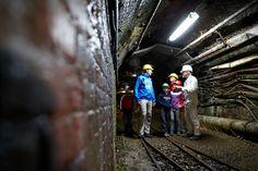 Unter- und Über-Tage-Touren für Klein und Groß im #UNESCO Welterbe Erzbergwerk #Rammelsberg in #Goslar, #Harz