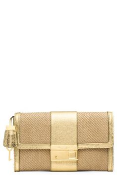 Michael Kors 'Gia' Convertible Clutch available at #Nordstrom