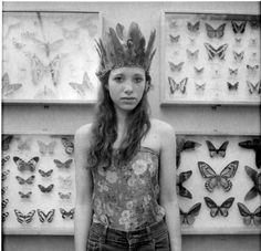 Feather crown by Maggie Lochtenberg