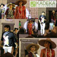 FASHION SHOW by Adji Notonegoro bersama JPN RKIH  Organized by KADEKA Enterprise