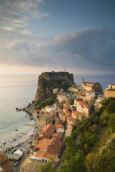 Scilla, Calabria, Italy...❄