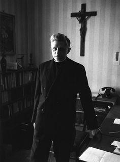 Young Joseph Ratzinger, later pope Benedict XVI, 1965