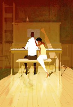 Music man…And this one was your favorite piece of music when you were 5…Do you remember?#pascalcampion 2015