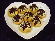 Gluten Free Coconut Cream Puffs