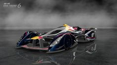 """""""Holy Mother Of God!"""" The new #GranTurismo6 concept from #RedBull, the X2014. Hit the pic to find out why this could be the fastest car EVER!"""