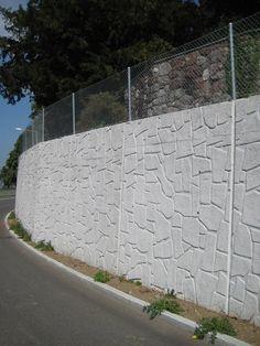 Matrice per parete facciavista in calcestruzzo RECKLI® | Matrice per parete facciavista in calcestruzzo - COPLAN