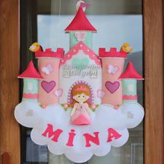 Prenses Kapı Süsü ⋆ Evim Benim Atölyem