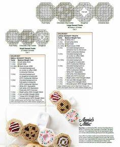 Chip Clips Plastic Canvas Coasters, Plastic Canvas Ornaments, Plastic Canvas Christmas, Plastic Canvas Crafts, Plastic Canvas Patterns, Christmas Coasters, Bag Clips, Canvas Designs, Tissue Boxes