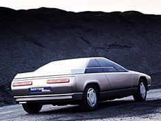 Alfa Romeo Delfino,  1983 (Bertone concept)