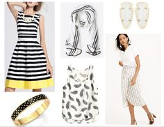Wednesday Wants - Black & White for Summer