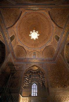 Uzbekistan Mosques.  © Inaki Caperochipi Photography