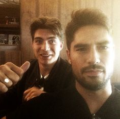 """""""They'll let anyone into airport lounges these days."""" via DJ Cotrona"""