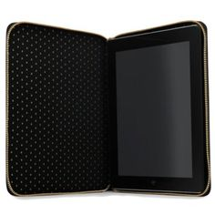 The just launched Kate Moss Leather iPad casehas a unique, stylish design that makes your tablet stand out from the crowd @VeryFirstTo